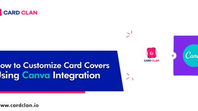 CardClan's Canva Integration